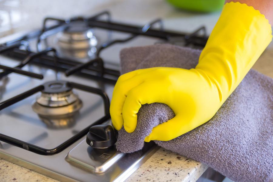 уборка кухни совети
