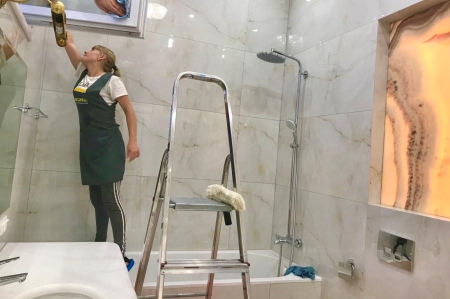Профессиональная уборка дома от КУМ ЮА